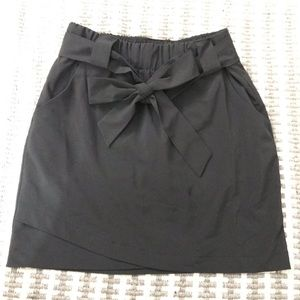 Athleta Destination Skort in Black